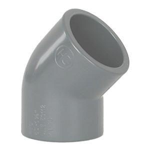 Угольник 45 градусов Coraplax (д. 125 мм)