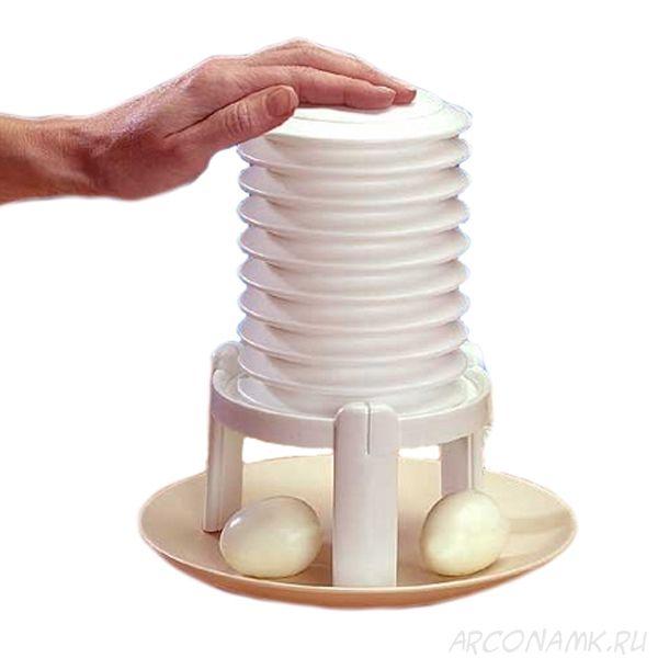 Устройство для чистки варёных яиц Eggstractor