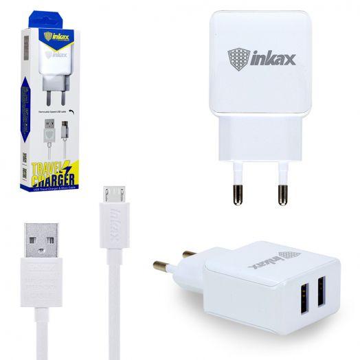 СЗУ набор micro USB INKAX (CD-01)