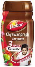 Чаванпраш Со Вкусом Шоколада Дабур (Chyawanprash Chocolate Dabur)