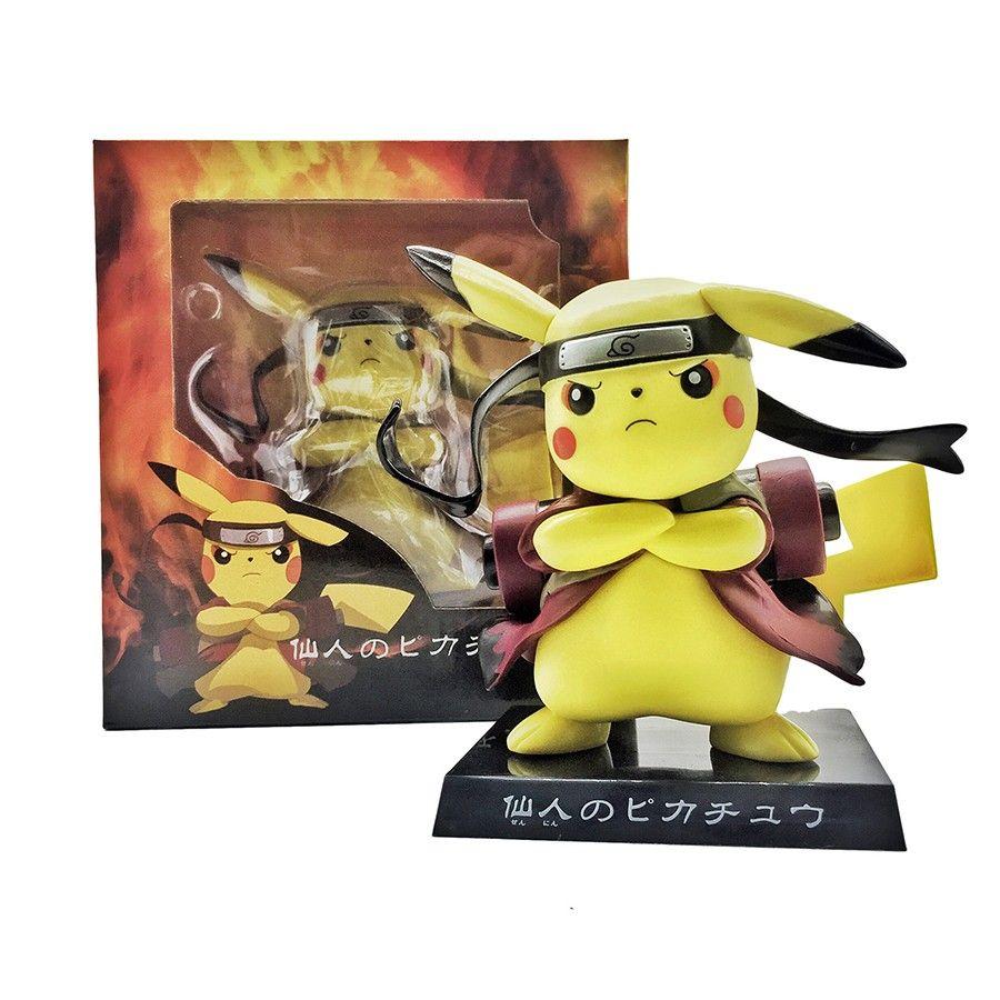 Фигурка Пикачу Naruto Ver.