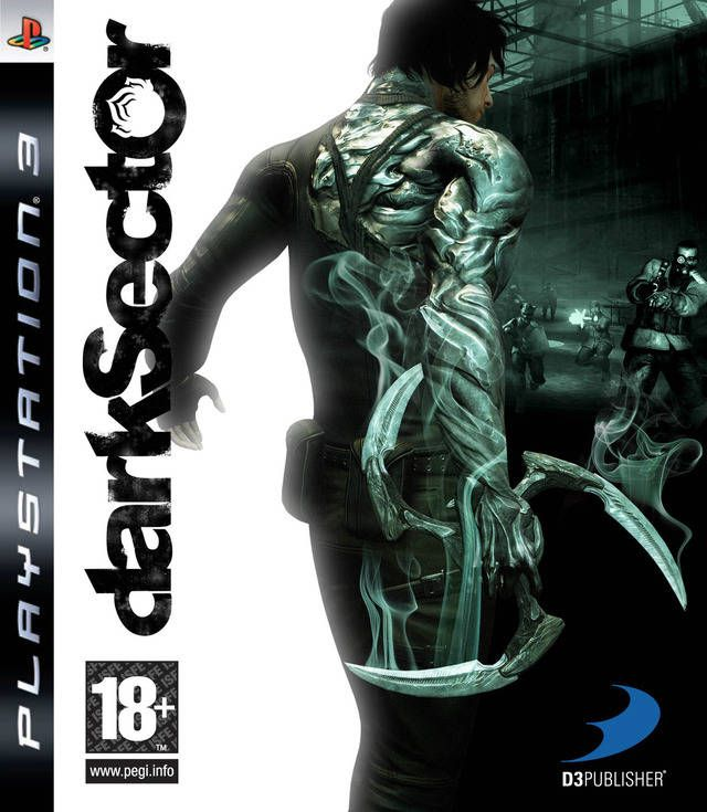 Игра Dark Sector (PS3)