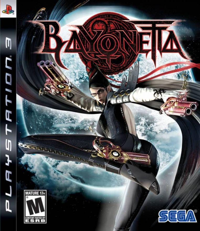 Игра Bayoneta (PS3)