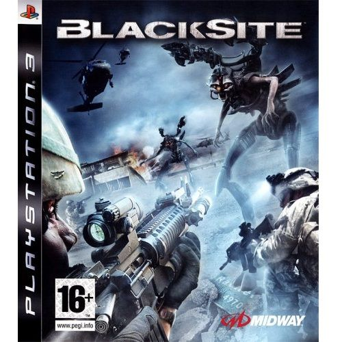 Игра Blacksite (PS3)