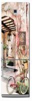 наклейка на холодильник - Сиеста купить в магазине Интерьерные наклейки