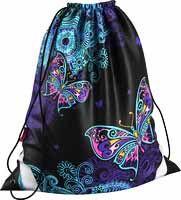 Сумка для сменной обуви 'Magic Butterfly'