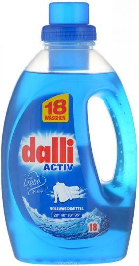 Dalli Гель для стирки белья Active 18 стирок 1,35 л
