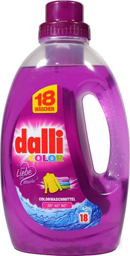 Dalli Гель для стирки цветного белья Color 18 стирок 1,35 л