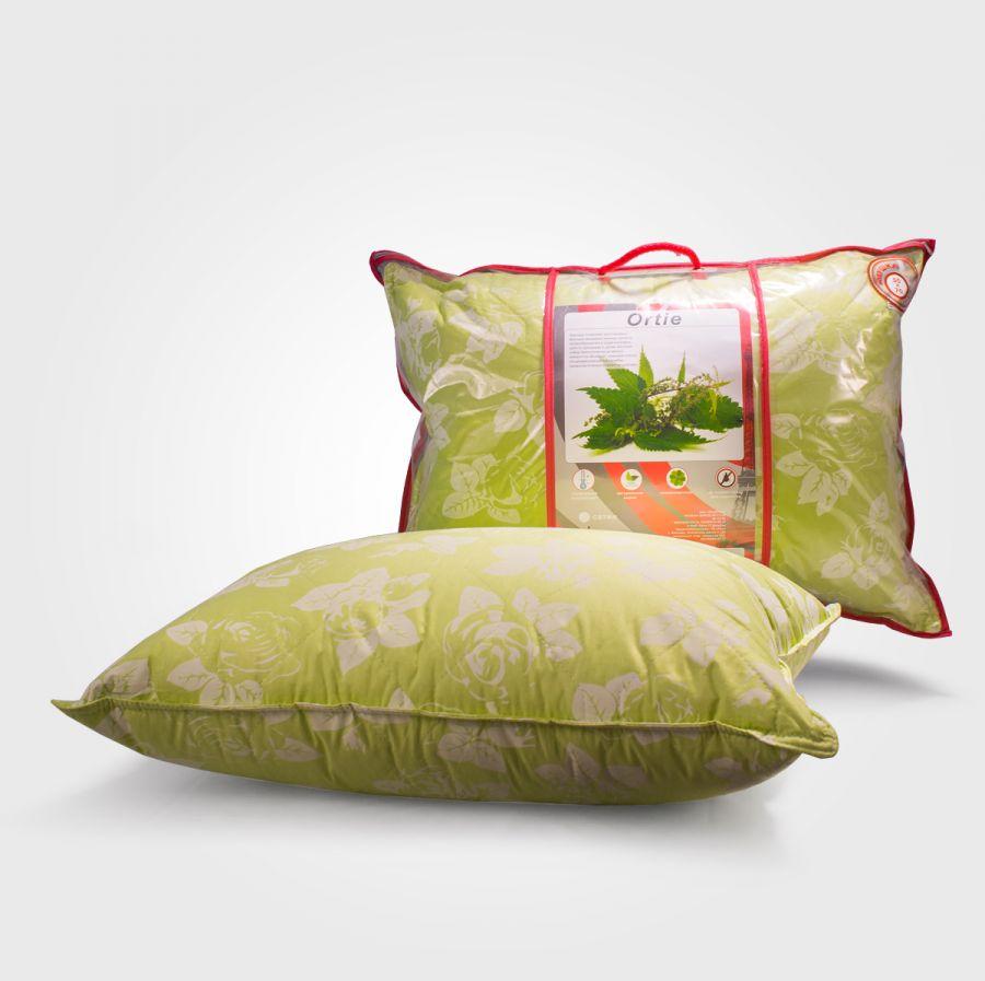 Подушка с крапивой - тик