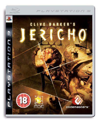 Игра Clive Barker's Jericho (PS3)