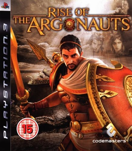 Игра Rise of the Argonauts (PS3)