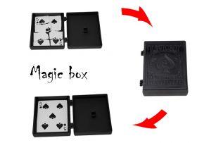 """Magic box Фокус """"Восстановление порванной карты"""""""