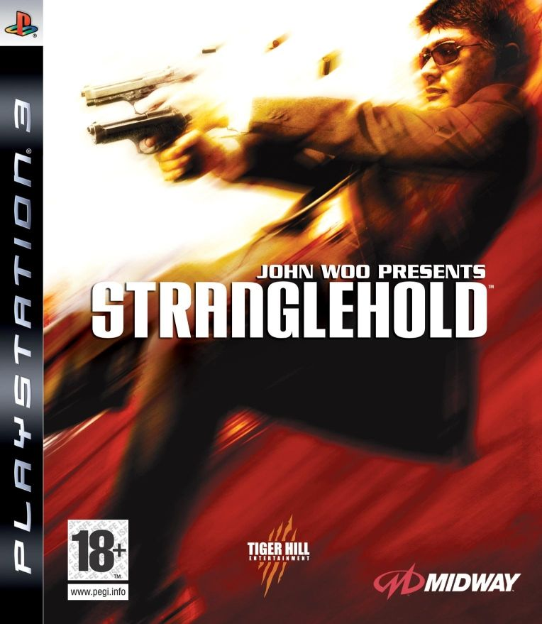Игра John Wod Presents Stranglehold (PS3)