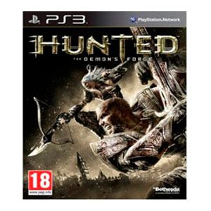 Игра Hunted The Demon's Forge (PS3)