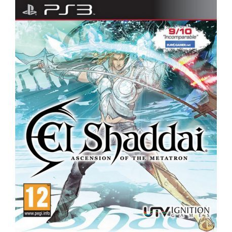 Игра Ei Shaddai Ascension of the Metatron (PS3)
