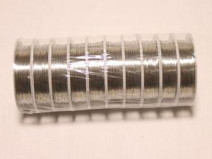 `Проволока 0,4 мм*12м, серебро