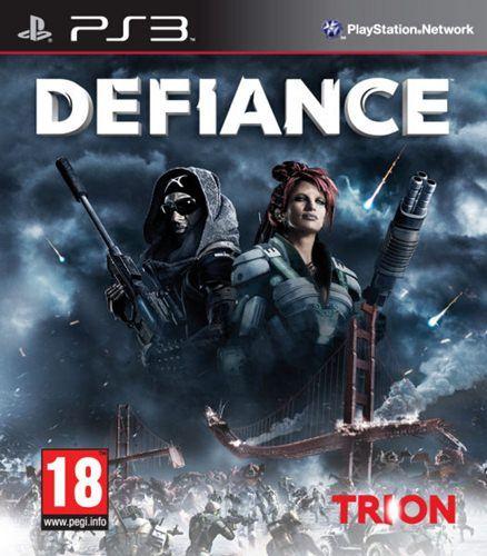 Игра Defiance (PS3)