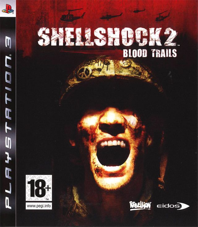 Игра Shellshock 2 Blood Trails (PS3)