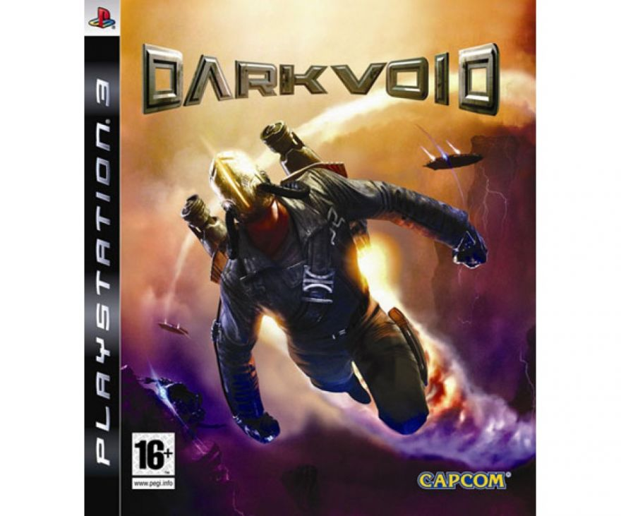 Игра Dark Void (PS3)