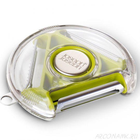 Пиллер компактный с тремя лезвиями Rotary Peeler™1