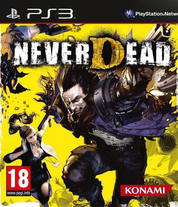Игра Never Dead (PS3)