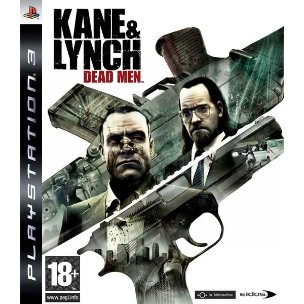 Игра Kane & Lynch Dead Men (PS3)
