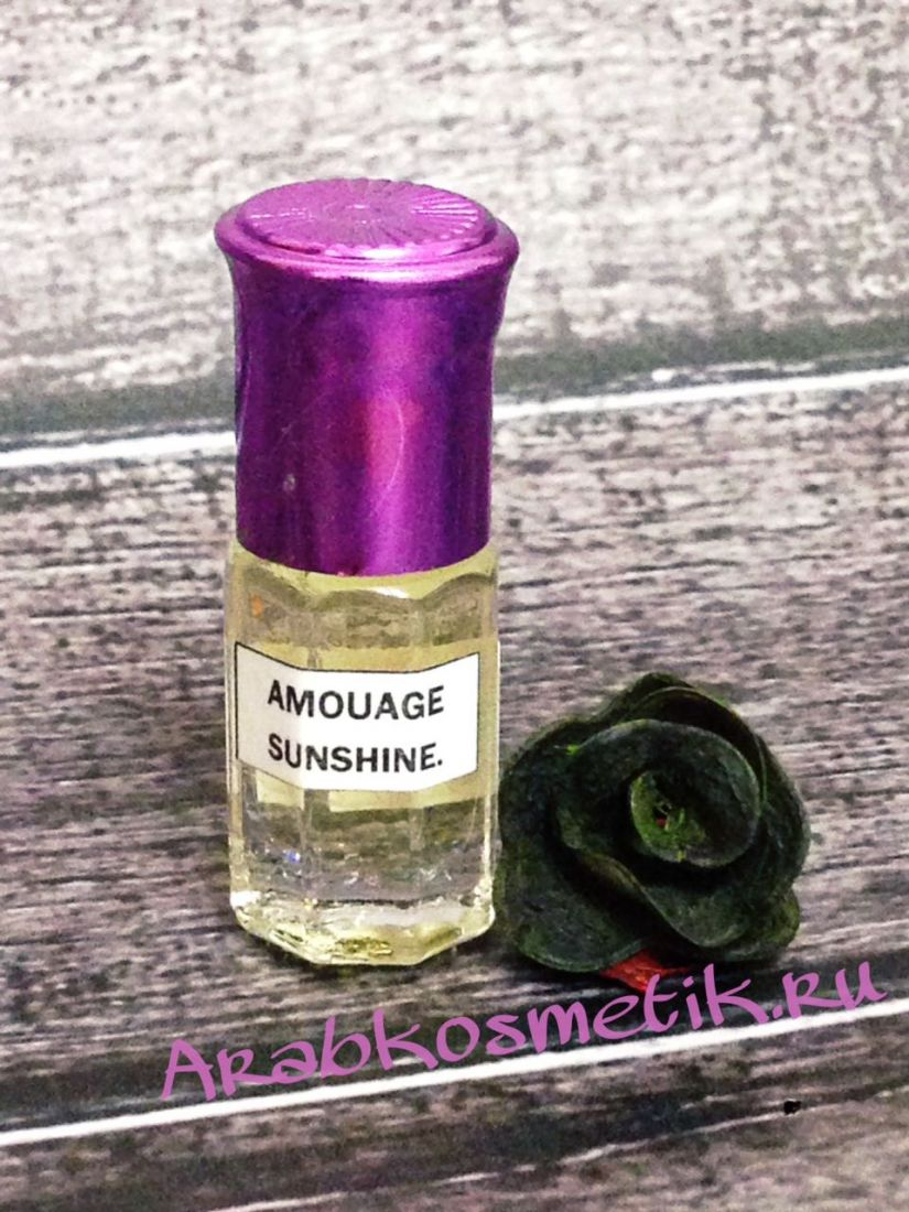 Amouage Sunshine Woman  3мл