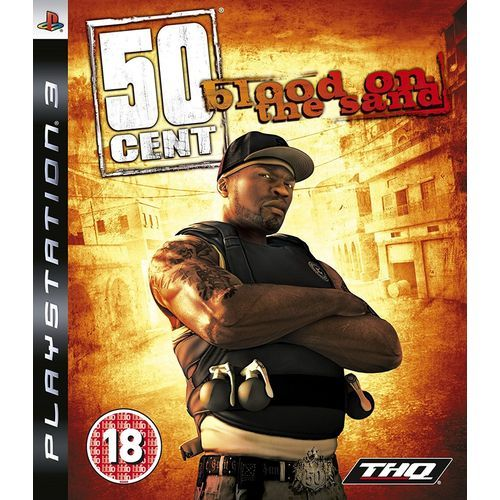 Игра 50 Cent Blood on the Sand (PS3)