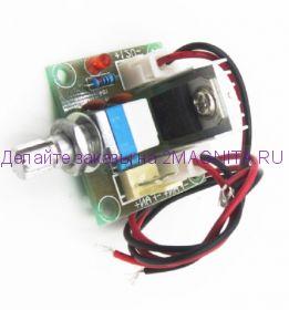Регулятор напряжения 12 В, LM317