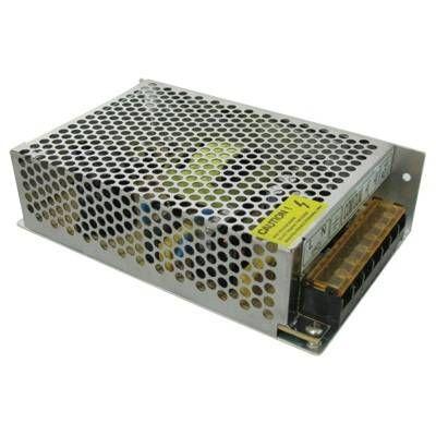 Блок питания для светодиодных лент Ecola 12V 120W IP20 159х98х42 (интерьерный) B2L120ESB