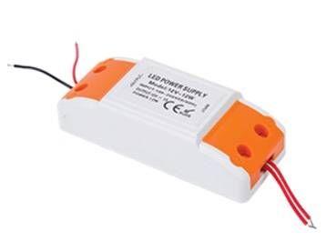 Блок питания для светодиодных лент Ecola 12V 12W IP20 (интерьерный) B2N012ESB