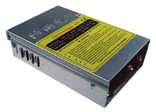 Блок питания для светодиодных лент Ecola 12V 150W IP53 225х108х58 (брызгозащит.) B3L150ESB