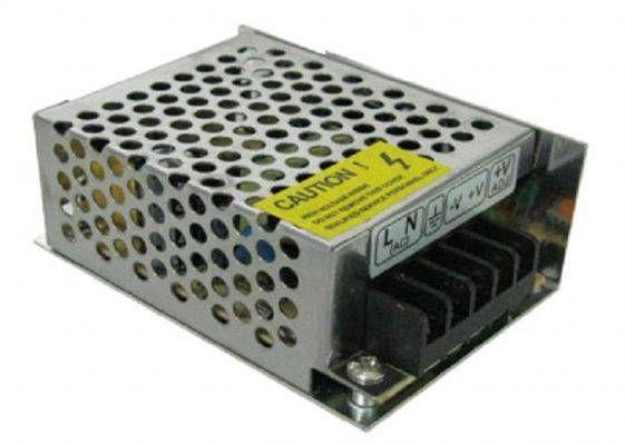 Блок питания для светодиодных лент Ecola 12V 25W IP20 80х60х33 (интерьерный) B2L025ESB