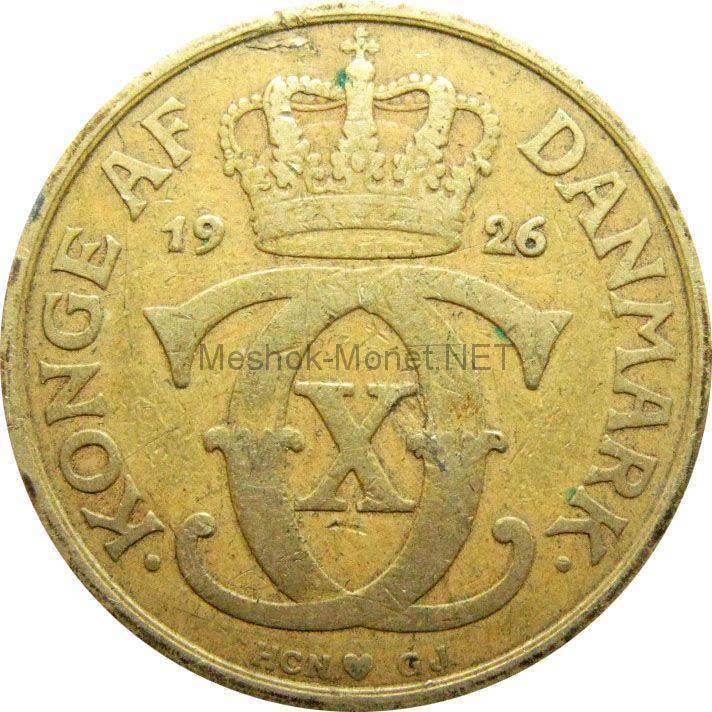 Дания 1 крона 1926 г.