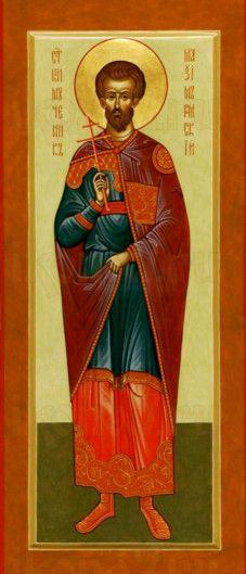 Максим Римский (мерная икона)
