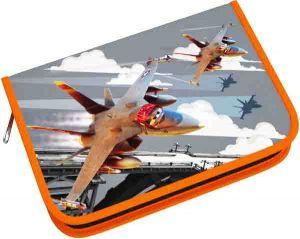 Пенал-книжка 'Flying Planes' ( 13,5*20,5*3 cм)