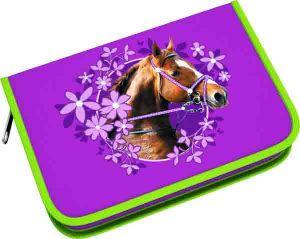 Пенал-книжка 'Wild Horse'  (13,5*20,5*3 cм)