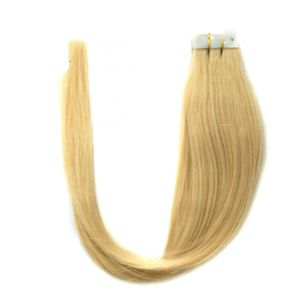 Натуральные волосы на липучках №024 (50 см)