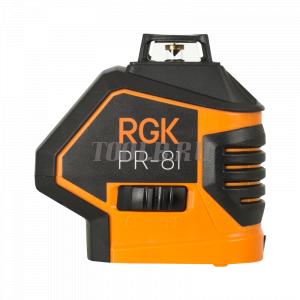 RGK PR-81 - лазерный нивелир (уровень)