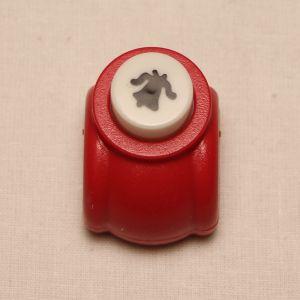 """`Дырокол фигурный """"Kamei"""", размер 3/8"""", плотность бумаги до 160г/м2, фигура №003"""