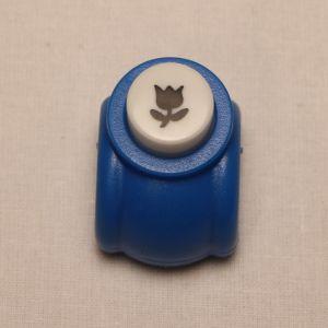 """`Дырокол фигурный """"Kamei"""", размер 3/8"""", плотность бумаги до 160г/м2, фигура №013"""