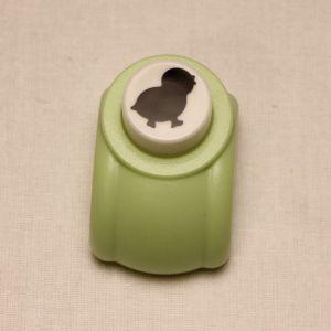 """`Дырокол фигурный """"Kamei"""", размер 5/8"""", плотность бумаги до 160г/м2, фигура №015"""