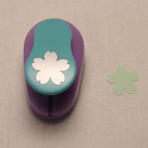 "`Дырокол фигурный ""Kamei"" Eva Foam Maker, размер 1"", фигура №004"