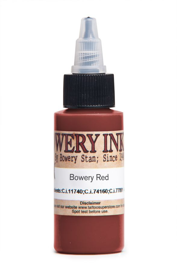 Intenze Bowery Red