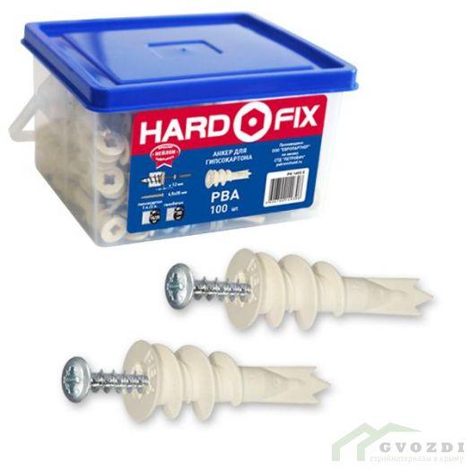 Анкер для листовых материалов Hard-Fix PBA нейлон (30 шт)
