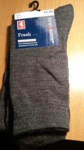 Мужские носки из шерсти Finnwear
