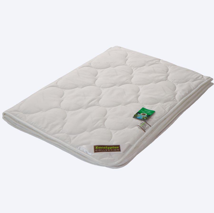 Одеяло Эвкалипт -премиум, сатин