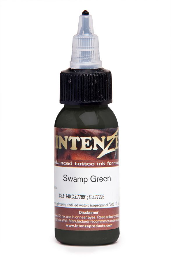Intenze Demasi SWAMP GREEN