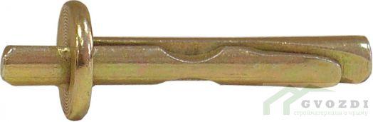 Анкер-клин 6x40 мм (100 шт)