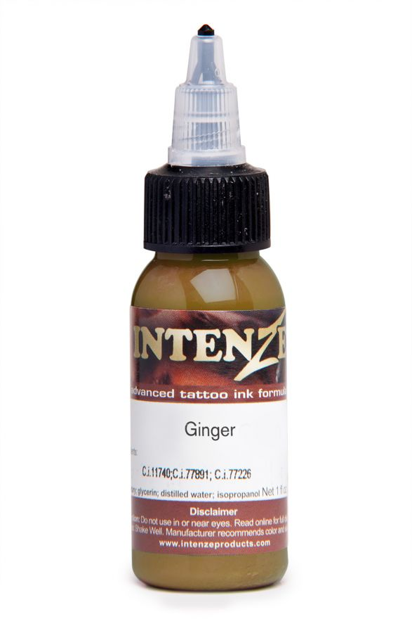 Intenze Demasi Ginger